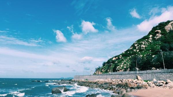 """Các cung """"phượt"""" ven biển tuyệt đẹp không thể bỏ qua"""
