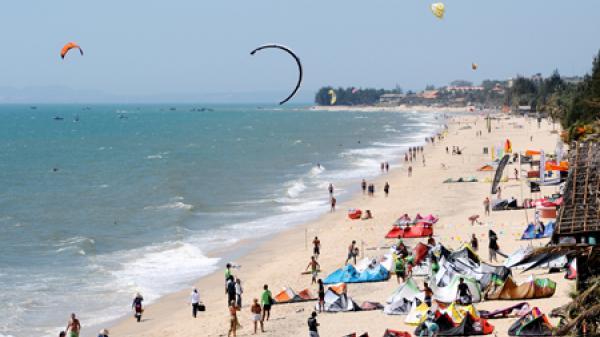 Sôi nổi hoạt động văn hóa, thể thao ngày Du lịch Bình Thuận
