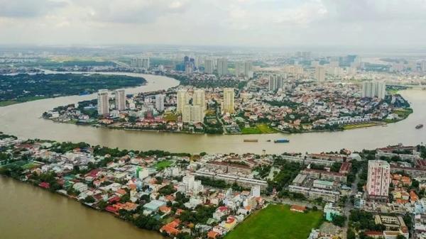 Nước sông Sài Gòn – Đồng Nai đang ô nhiễm nặng