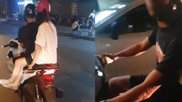 Bắt gặp người yêu đi với trai lạ trên xe mình mới mua, thanh niên quyết đòi lại xe rồi khóc ngon lành