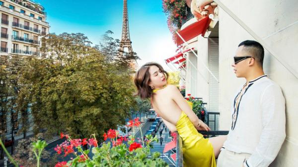Tiếp tục chơi sang bỏ ra 110 triệu để ở 1 đêm trong khách sạn tại Paris, Ngọc Trinh đã làm những gì trong đó?
