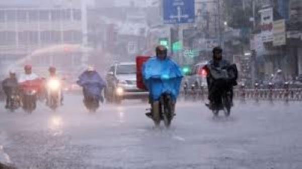 Áp thấp nhiệt đới đã mạnh lên thành bão số 6 trên Biển Đông