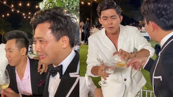 Hari Won: Sau 3 năm hôn nhân, lần đầu tiên thấy Trấn Thành xỉn ở đám cưới của Đông Nhi và Ông Cao Thắng
