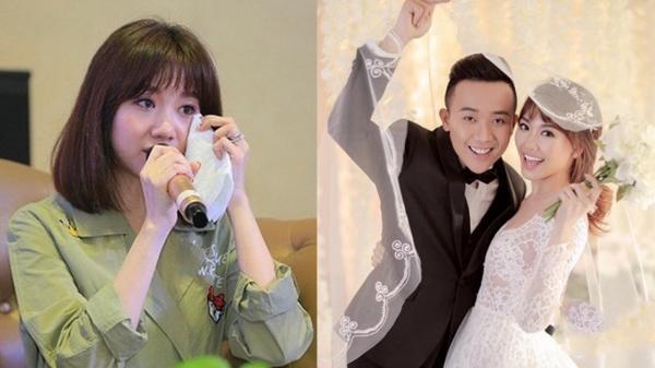 """Hari Won chia sẻ nhiều sự thật sau cuộc hôn nhân đình đám: """"Với Trấn Thành, tôi giống như thứ giải trí vậy"""""""