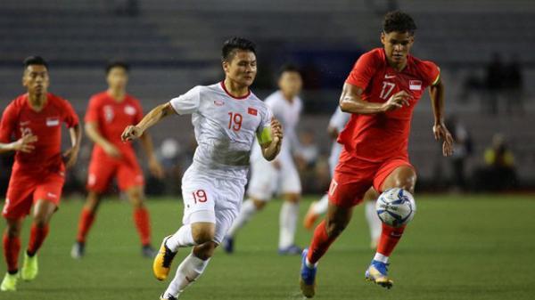 U22 Việt Nam vs U22 Thái Lan: HLV Park Hang Seo chọn ai thay Quang Hải?