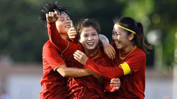 Doanh nghiệp đầu tiên treo thưởng nếu tuyển bóng đá nữ vô địch