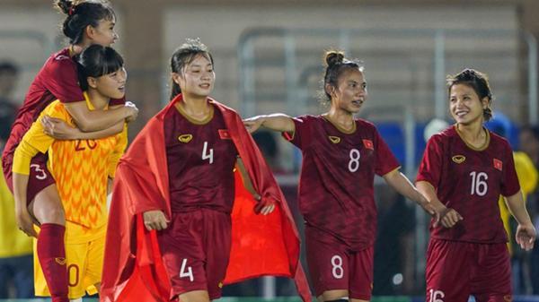 Tuyển nữ Việt Nam được thưởng gần 10 tỷ sau SEA Games 30