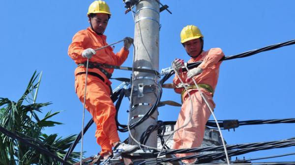 Bình Thuận: Lịch cúp điện từ 9/10 - 14/10