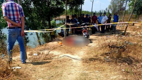 Phát hiện thi thể nam thanh niên gục chết bất thường cạnh xe máy ở Bình Dương