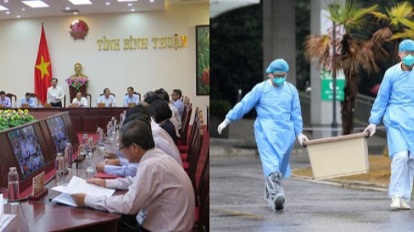 Bình Thuận:  Lên phương án chống dịch vi rút Corona