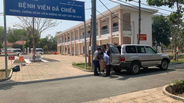 Nam bệnh nhân Covid-19 ở TP HCM bị lây từ ca bệnh 34 ở Bình Thuận chuyển tuyến điều trị