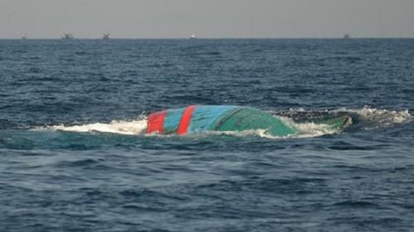 Phú Quý: Tìm kiếm một người mất tích trên biển