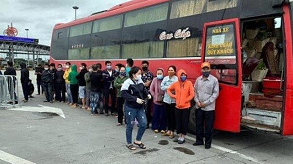 Vụ xe Bắc Nam chở 30 người từ Bình Thuận ra Hà Nội: Tài xế khai báo gian dối