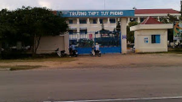 Sử dụng Trường THPT Tuy Phong làm cơ sở cách ly