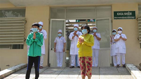 Bình Thuận: 9/9 bệnh nhân nhiễm Covid-19 khỏi bệnh