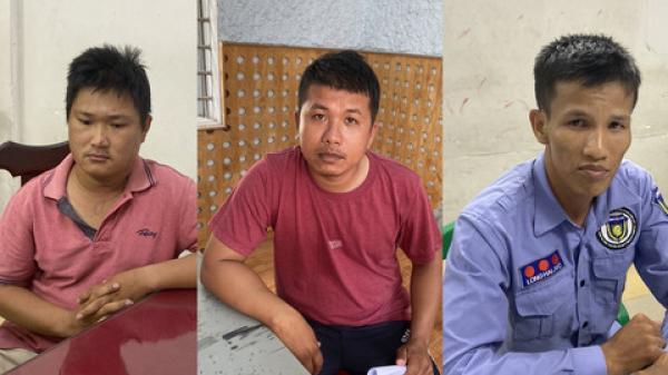 Thuê giang hồ từ Sài Gòn ra Bình Thuận chém người nghi tố cáo khai thác cát