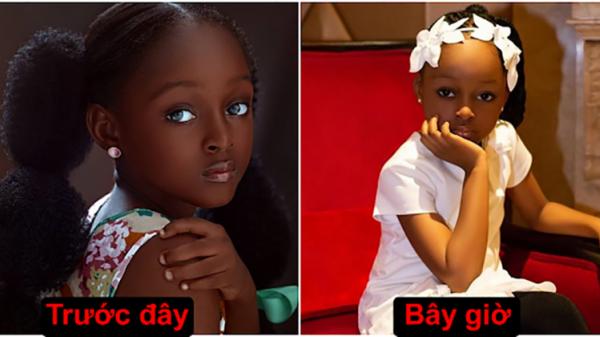 Cô Ƅé Châu Phi sở hữu nhan sắc phá vỡ mọi chuẩn đẹp của thế giới: càng lớn càng đẹp như tranh