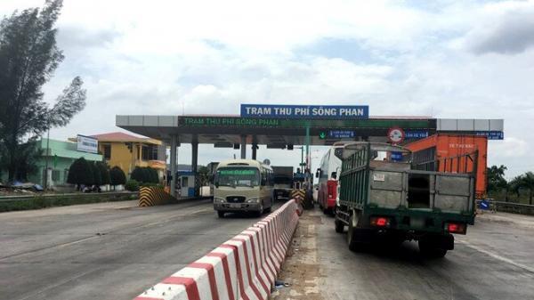 Bình Thuận: Lắp đặt 6 làn thu phí không dừng ở trạm BOT Sông Phan