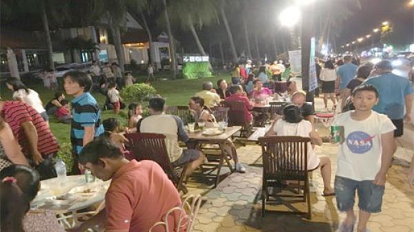 Tiếp tục tổ chức Lễ hội ẩm thực đường phố Mũi Né