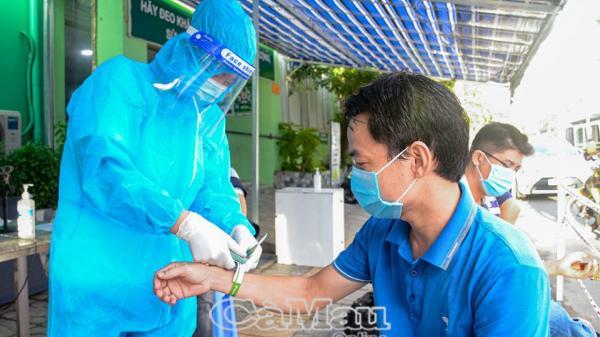 Cà Mau: Bệnh viện Đa khoa Hoàn Mỹ Minh Hải miễn phí xét nghiệm nhanh kháng nguyên SARS-CoV-2