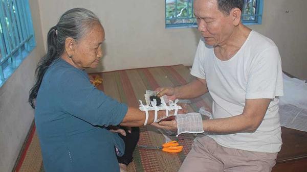 Lương y xứ dừa Nguyễn Văn Hừng dành cả đời chữa bệnh giúp người