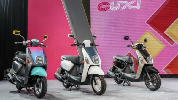 Hai mẫu xe ga mới ra mắt dành cho nữ, giá chỉ trên dưới 20 triệu đồng có gì hay?