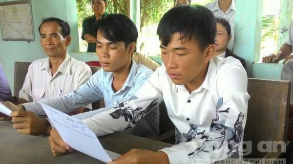 Viện KSND huyện Cái Nước (Cà Mau) xin lỗi 3 thanh niên bị truy tố oan