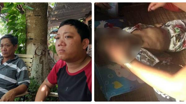 Lời khai bất ngờ nghi phạm đánh chết con gái 4 tuổi của bạn ở Cà Mau