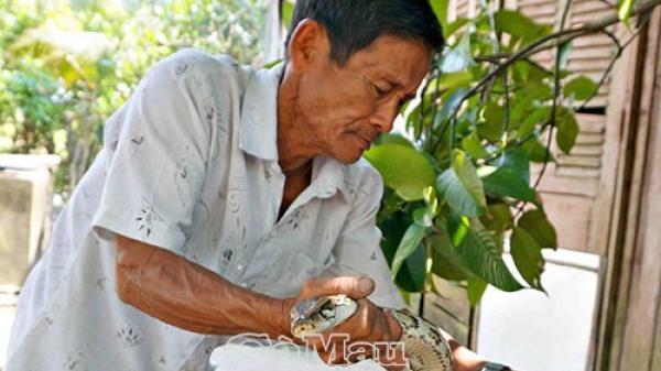 Gương mẫu như thương binh Trần Tấn Bữu - người con của quê hương đất mũi Cà Mau