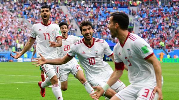 Iran triệu tập 11 cầu thủ dự World Cup 2018 quyết chiến với đội tuyển Việt Nam