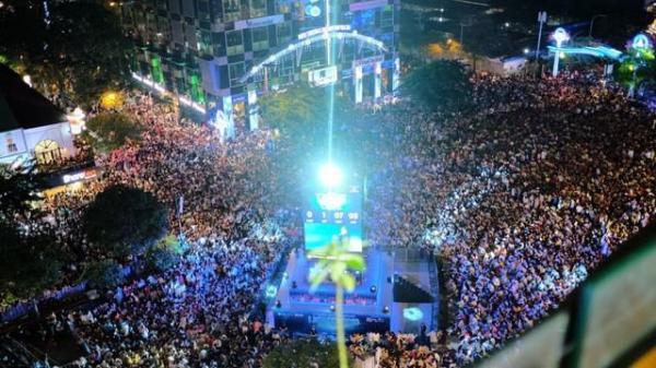 Countdown 2019 - lễ hội đếm ngược ở TP HCM có gì hấp dẫn?