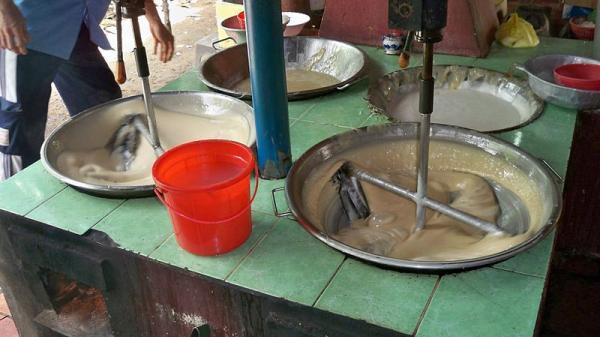 CLIP: Khám phá cách làm kẹo dừa truyền thống Bến Tre