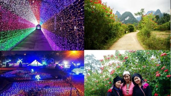 Gợi ý một số địa điểm hấp dẫn trong dịp nghỉ tết dương lịch tại Phú Thọ