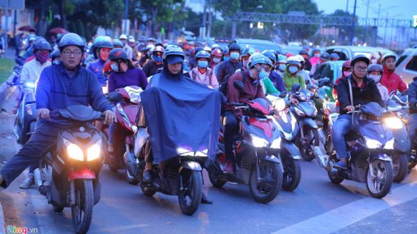 Sài Gòn lạnh 22 độ C sáng đầu năm