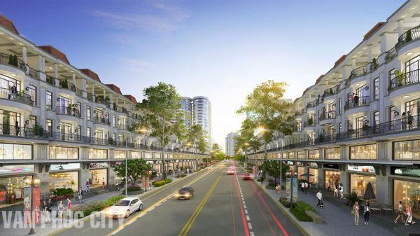 Lộ diện tuyến phố thương mại sang trọng, đẳng cấp bậc nhất Sài Gòn