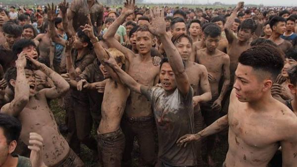 Lễ hội Phết Hiền Quan ở Phú Thọ: Đứng đầu danh sách lễ hội... b.ạo lực