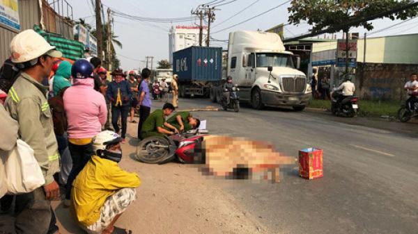 Lời khai đầy bất ngờ của tài xế vừa gây tai nạn c.hết người ở Sài Gòn