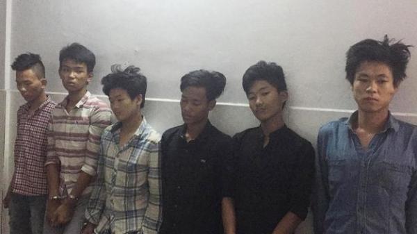 'Tướng c ướp' 16 tuổi cầm đầu nhóm con n ghiện đi c ướp táo t ợn khiến người dân Sài Gòn hoang mang