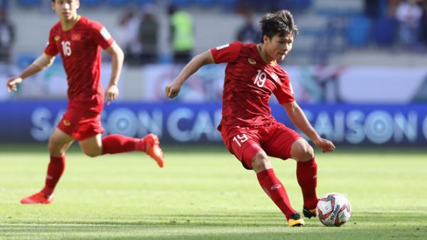 Việt Nam 0-1 Jordan: Đặng Văn Lâm bất lực trước pha đá p.hạt h.iểm ho'c