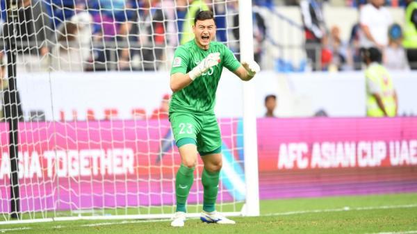 Clip loạt đá phạt luân lưu 11 m đưa Việt Nam vào tứ kết Asian Cup