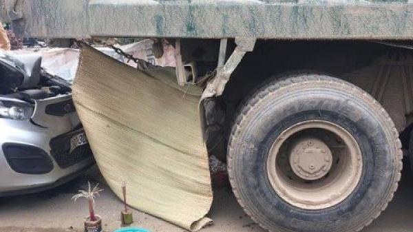 Xử lý thế nào vụ tài xế ô tô t.ông c.hết người đàn ông Phú Thọ sửa xe đậu bên lề đường?
