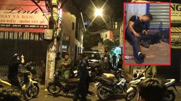 Xử hung thủ nổ s úng b ắn người tại quận Tân Phú, TP.HCM