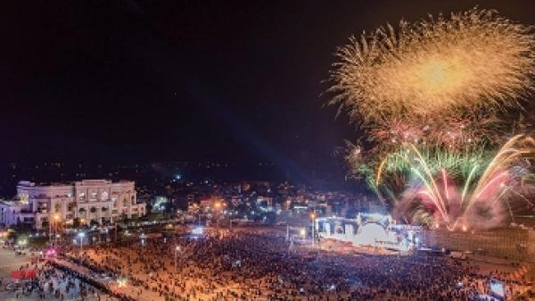 Phú Thọ tổ chức bắn pháo hoa đêm giao thừa Tết Nguyên đán Kỷ Hợi -2019