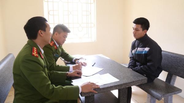 Sau 1 giờ, bắt giữ hung thủ g iết người đàn ông Phú Thọ, c ướp tài sản
