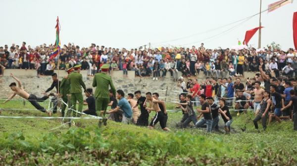 Phú Phọ: Chính thức dừng cướp phết tại lễ hội Hiền Quan 2019