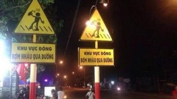 """Chỉ ở Sài Gòn mới có những tấm biển báo vừa dễ thương, vừa """"tưng tửng"""" như thế này thôi"""