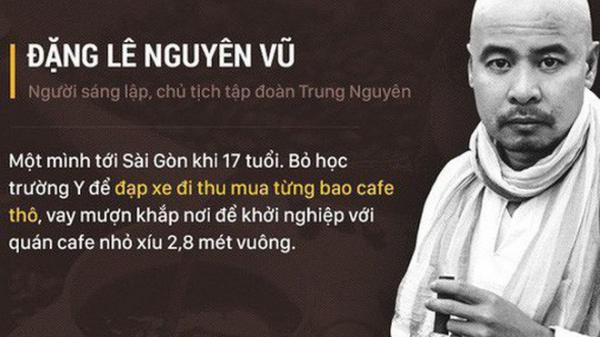 """Chân dung doanh nhân """"nặng tình"""" Đặng Lê Nguyên Vũ trong phiên tòa ly hôn: Nợ một người 200 triệu, suốt 23 năm vẫn trả 25 triệu/tháng để báo ơn"""