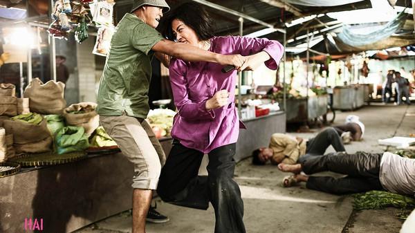 'Hai Phượng': Tác phẩm nâng tầm điện ảnh Việt, đưa thể loại hành động cạnh tranh với phim Mỹ