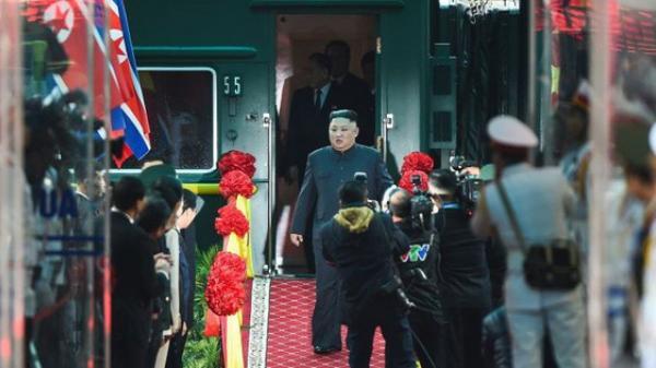 Lý do ông Kim Jong Un chọn đi chuyến tàu 60 tiếng dài 4000km đến Việt Nam thay vì máy bay