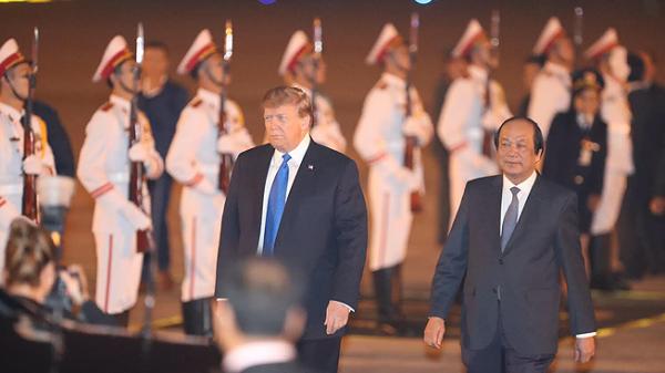 TP.HCM cấm một số tuyến đường phục vụ công tác hỗ trợ Hội nghị Thượng đỉnh Mỹ - Triều